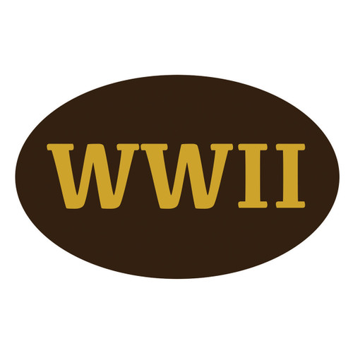 World War II Oval Add On