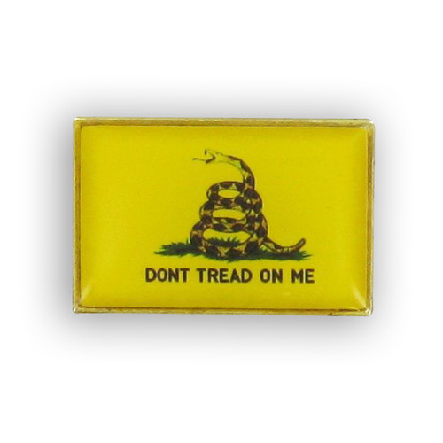 Gadsden Flag Lapel Pin