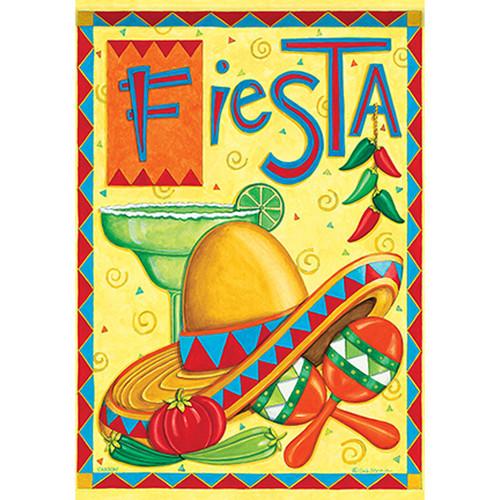 Carson Banner Flag - Fiesta