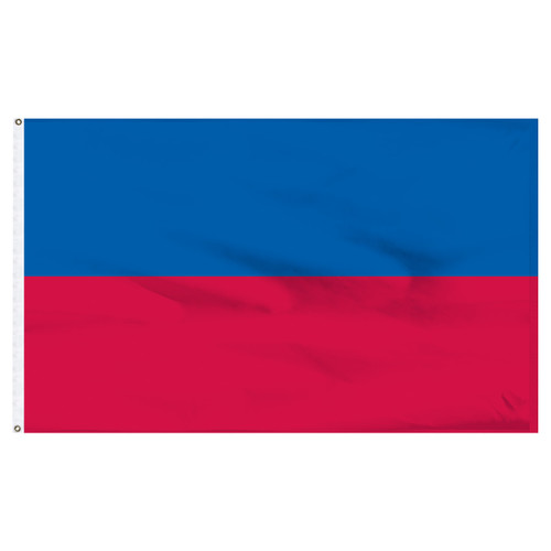 Haiti 3' x 5' Nylon Flag - No Seal