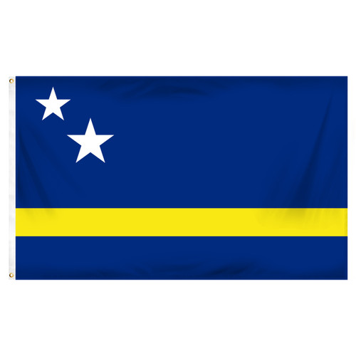 Curacao 3' x 5' Poly Flag