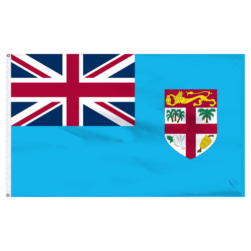 Fiji 5' x 8' Nylon Flag