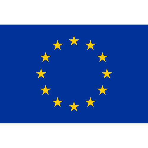 European Union 6' x 10' Nylon Flag