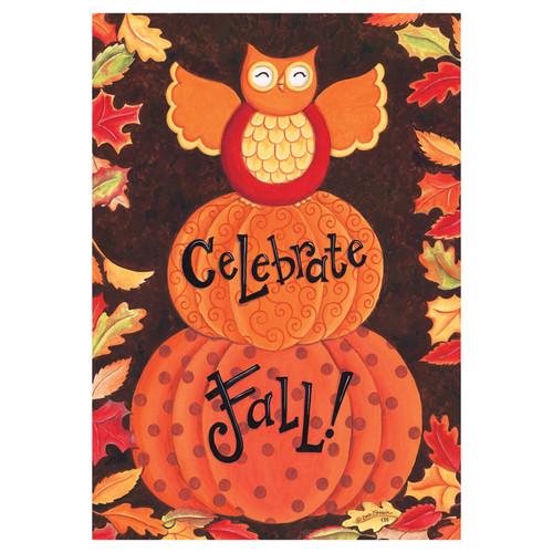 Fall Flag - Celebrate Fall Banner