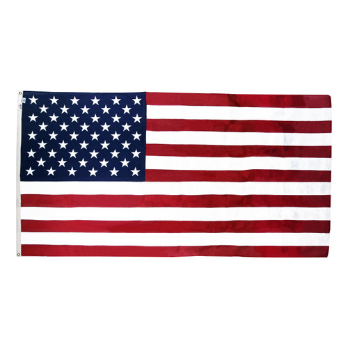 G-SPEC Medium 3ft 6in x 6ft 7 3/4in American Cotton Flag - Government Flags