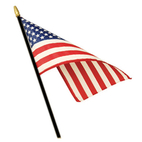 American Classroom Flag 16in x 24in Polyester by Valley Forge