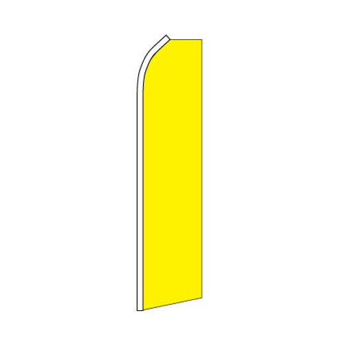 Yellow Swooper Flag