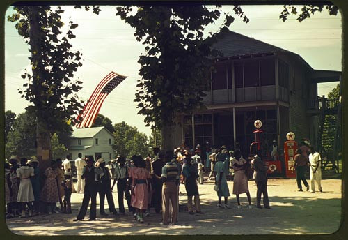 Fourth of July on St. Helena Island, S.C. - Downloadable Image