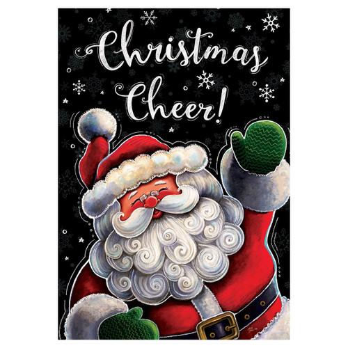 Christmas Garden Flag - Christmas Cheer