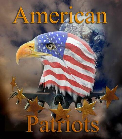 American Patriots Image - Downloadable Image