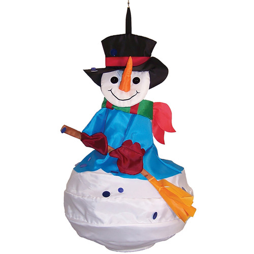Snowman Wind Friend - 25""