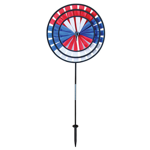 Patriot Triple Wheel Spinner - 14""