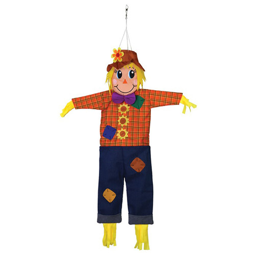 Autumn Scarecrow Wind Friend - 35""