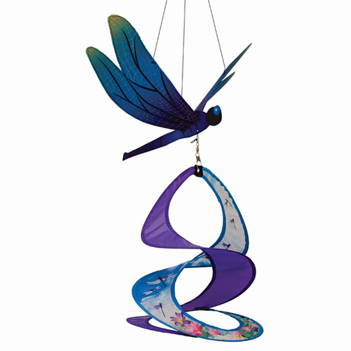 """Dragonfly Theme Duet Hanging Decor - 24"""""""