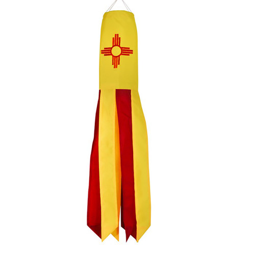 New Mexico Windsock - 18""
