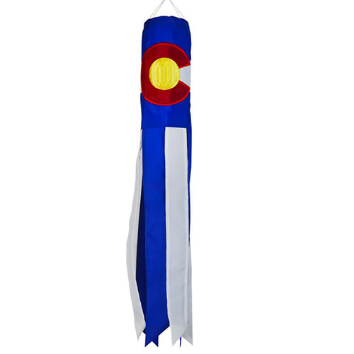 Colorado Windsock - 18""