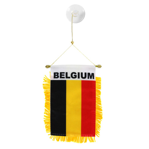 Belgium Mini Window Banner