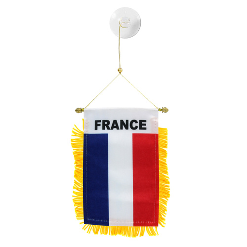France Mini Window Banner
