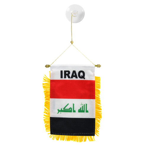 Iraq Mini Window Banner