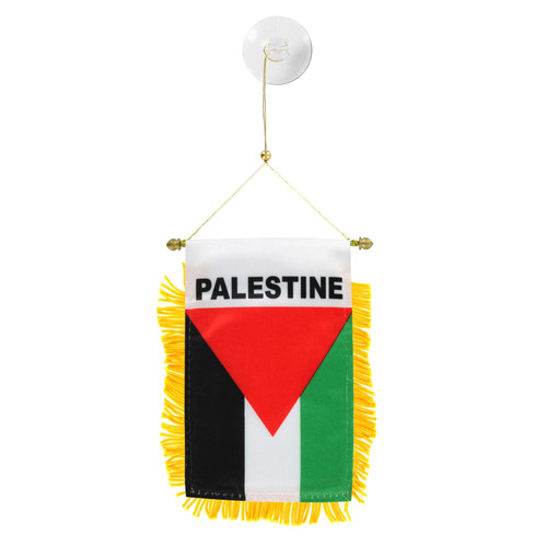Palestine Mini Window Banner