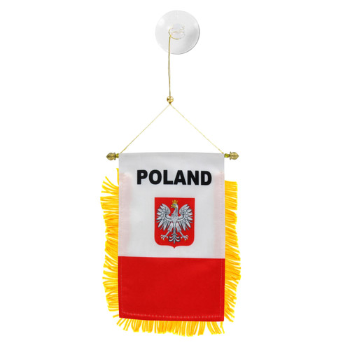 Poland Mini Window Banner