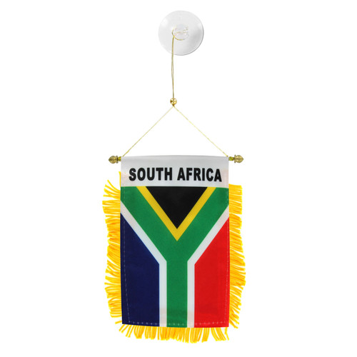 South Africa Mini Window Banner