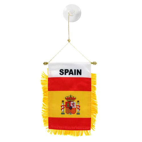 Spain Mini Window Banner