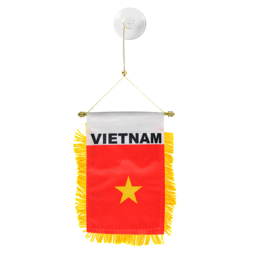 Vietnam Mini Window Banner