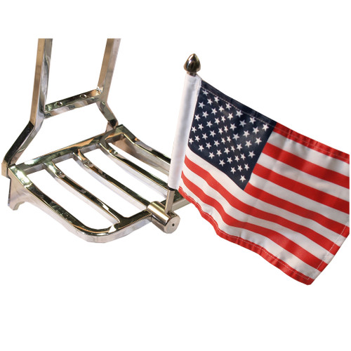 Motorcycle Flag Mount - Sport Rack