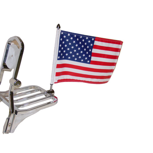 Motorcycle Flag Holder - Parade - Sport Rack