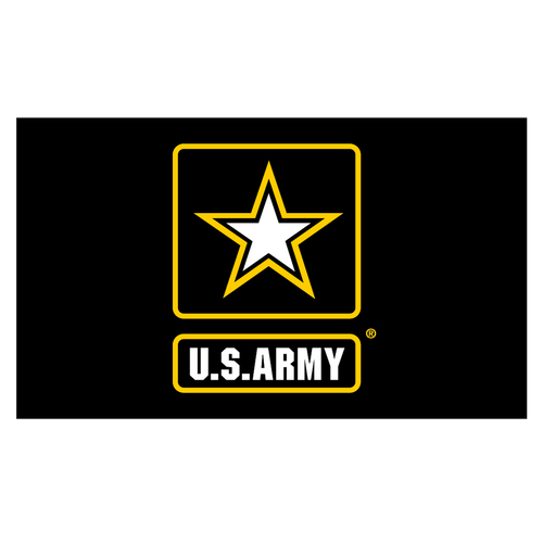 US Army Flag 3ft x 5ft Nylon