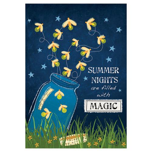 Summer Banner Flag - Summer Nights