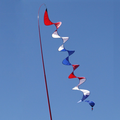 Patriotic Wind Decoration - Wide