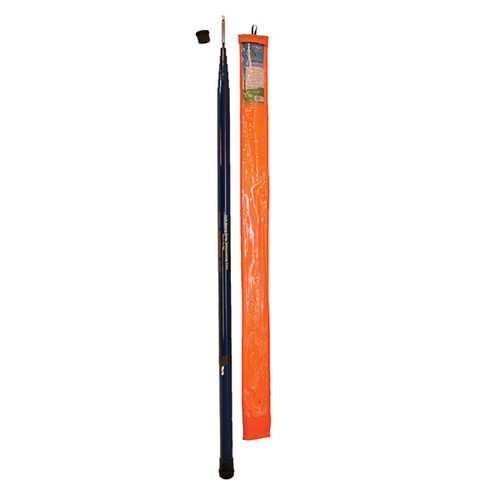 Heavy Duty Telescoping Windsock Pole - 22ft