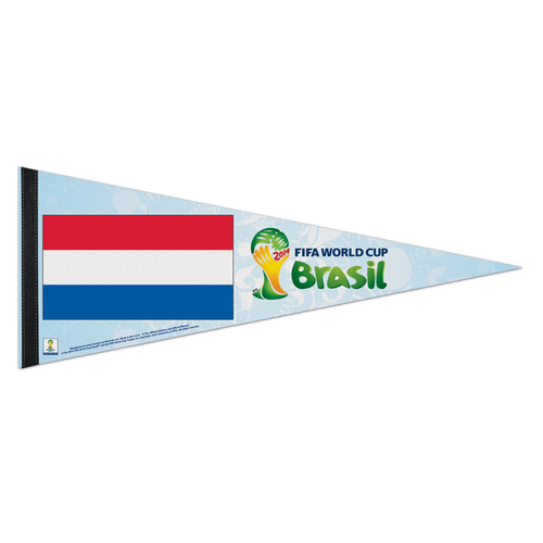 FIFA World Cup Team Netherlands Premium Pennant