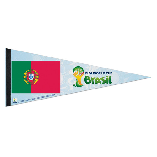 FIFA World Cup Team Portugal Premium Pennant