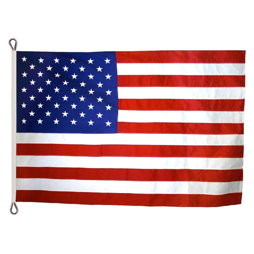 American Nyl-Glo Flag 10ft x 19ft Nylon By Annin