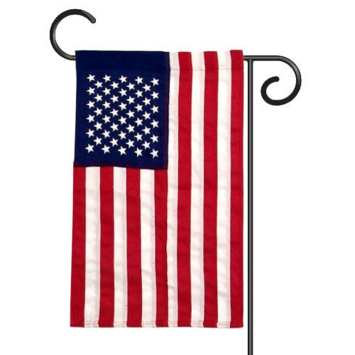 USA Garden Flag by Valley Forge