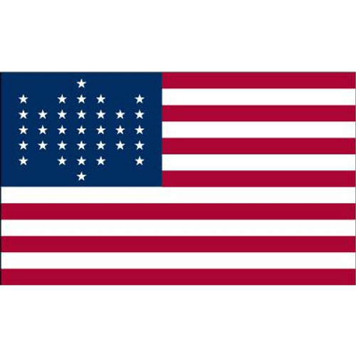 The Union Civil War 3ft x 5ft Super Knit Polyester flag