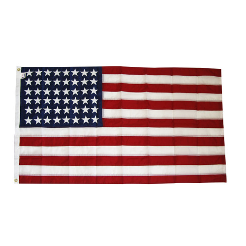 USA 48 Star 4ft x 6ft Nylon Flag