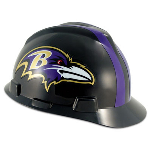 Baltimore Ravens NFL Hard Hat