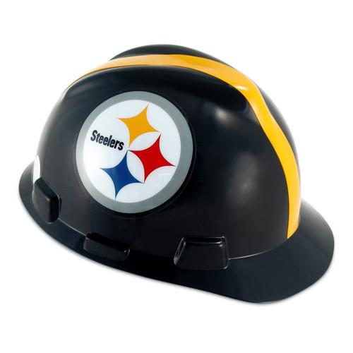 Pittsburgh Steelers V-Gard Hard Hat