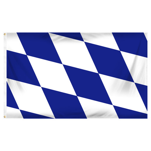 Bavaria 3ft x 5ft Printed Polyester Flag