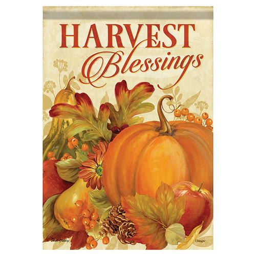 Fall Banner Flag - Harvest Bounty