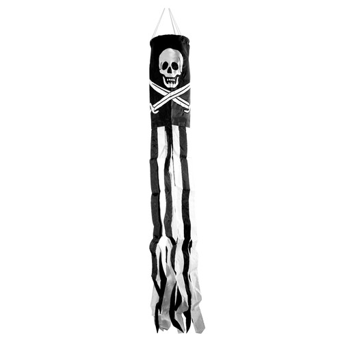 Pirate Windsock With Eye Patch