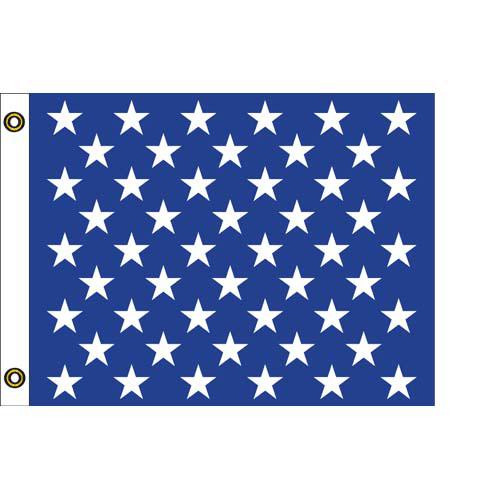 US JACK 13in x 15in Sewn Nylon Flag