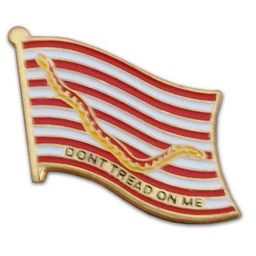 1st Navy Jack Lapel Pin