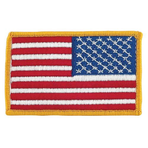 American Flag Patch (Right hand version)