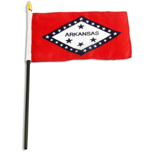 Arkansas flag 4 x 6 inch