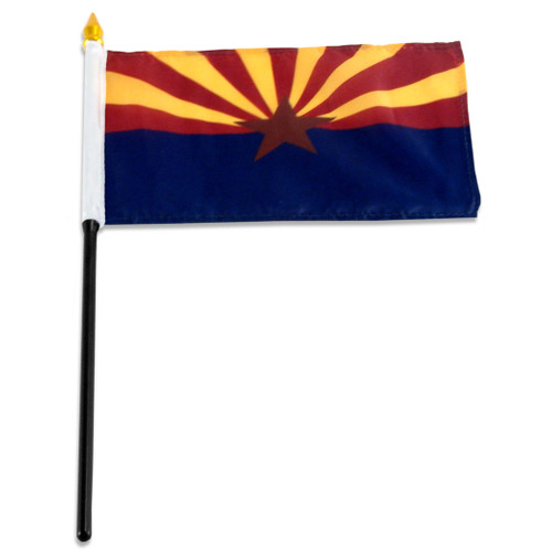 Arizona flag 4 x 6 inch